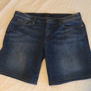 Joes Jeans Denim Bermuda Shorts